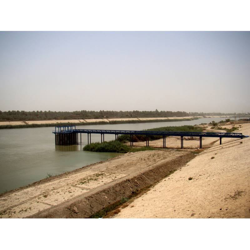AL RUSAFA WASTE WATER TREATMENT PLANT (2010)