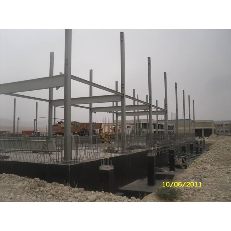 MEZAR SHERIFF AIRPORT TERMINAL BUILDING (2011)