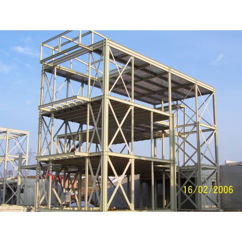 MILLENYUM PARK  STEEL CONSTRUCTION VILLAS  TUZLA  İSTANBUL (TURKEY-2006)
