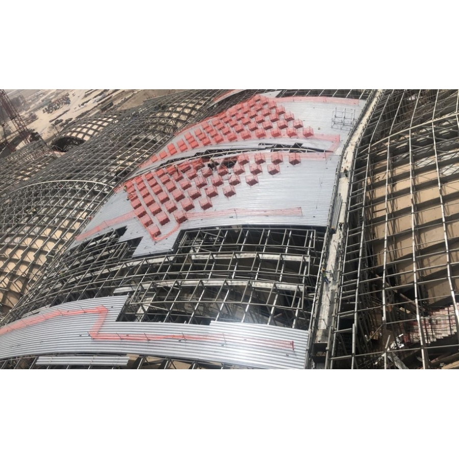 KUWAIT AIRPORT NEW TERMINAL BUILDING (2020)