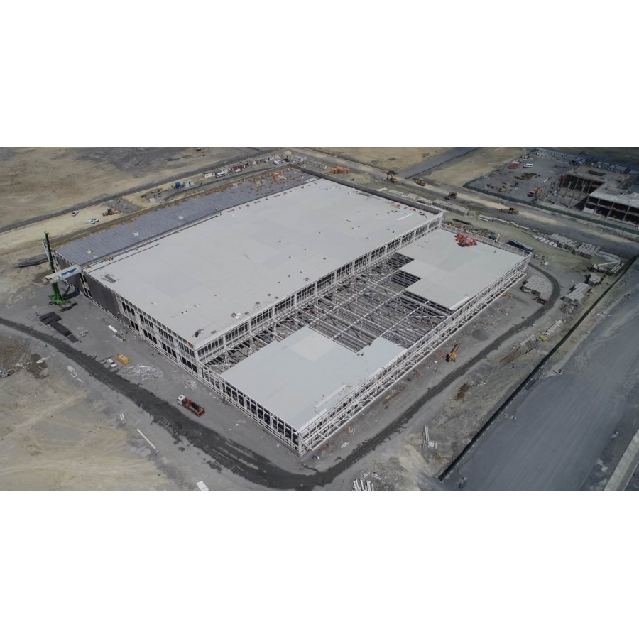 ISTANBUL 3. AIRPORT CATERING PLANT (2018)