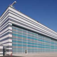 ISTANBUL 3. AIRPORT LINE MAINTENANCE HANGAR DOORS (2018)