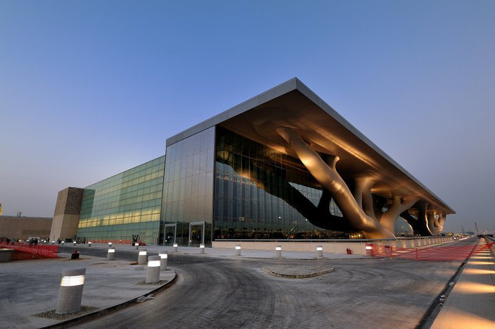 QATAR PETROLEUM EDUCATION CITY CONVENTION CENTER (2009)