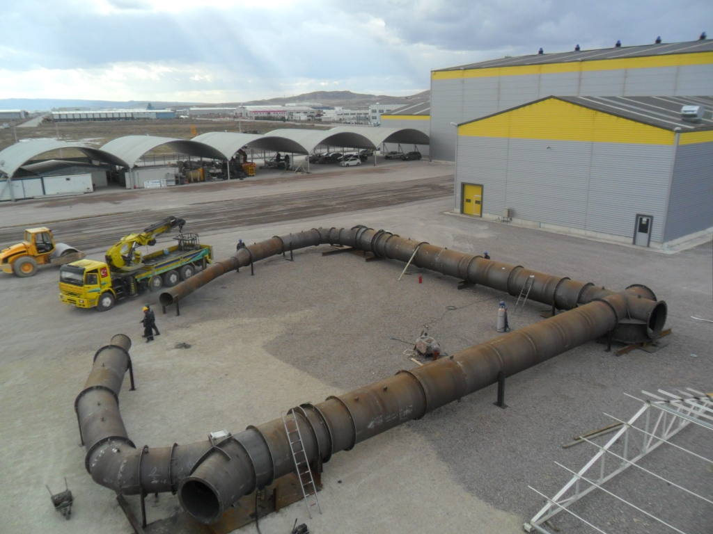 STEAM DUCTS (2012)