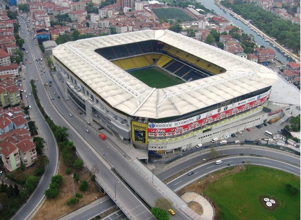 SUKRU SARACOGLU STADIUM STAND ROOF (TURKEY-2006)